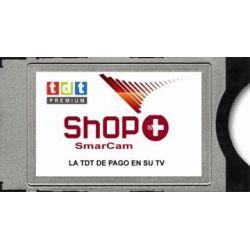 PCMCIA TDT PAGO + CARD TDT PREMIUM