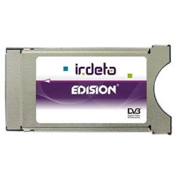 EDISION OFFICIAL LICENSED IRDETO MPEG2 CAM