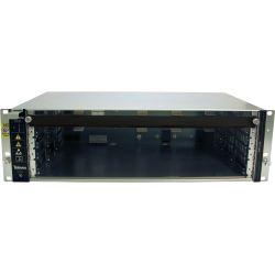 Chasis con fuente de alimentación para sistema modular OLT3072 Televes