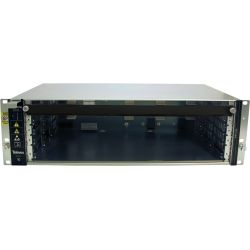 Chassis with power supply for modular system OLT3072 Televes
