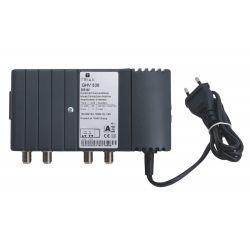 Amplificador Triax GHV 530 sin CR - 30dB - 47...1006MHz