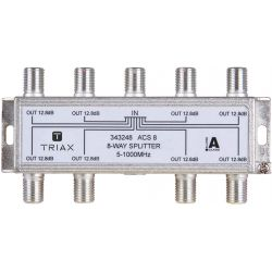 Triax ACS 8 8 way splitter F female 5-1000MHz