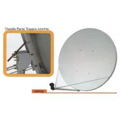 Antena Parabolica Offset...
