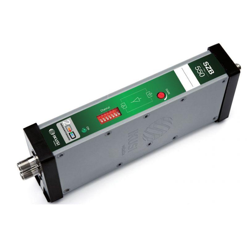 Ikusi SZB+550 Amplificador monocanal UHF configurable canales 21-48
