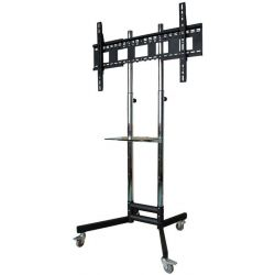 "Soporte de TV movible para pantallas de 52""-90"" max 136kg"