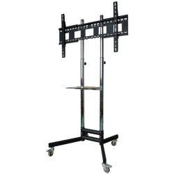 """Suportes de TV móveis para displays de 52""""-90"""" max 136kg"""