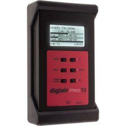 Medidor de campo profissional DigiAir Pro T2 DVB-T2
