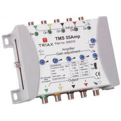 Triax Amplificador satelital TMS 55 AM