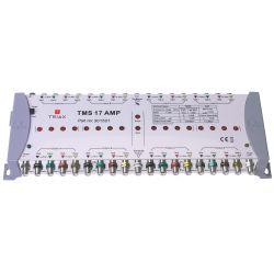 Triax TMS 17 Amplifier IF 17 entrées et 17 sorties