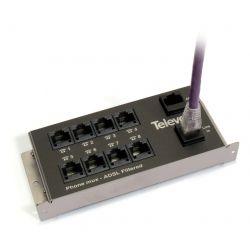Passive Multiplexer RJ45 (1...