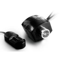 Kit IR prolongador de infrarrojos Televes por cable coaxial (TX + RX)