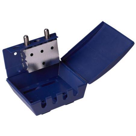 Triax TBSO 260 Outdoor LTE/4G Filter 1 Input BI+BII+BIII+UHF Attenuation to C60. Triax 314073