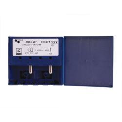 Triax TBSO 257 Outdoor LTE/4G filter 1 Input BI+BII+BIII+UHF Attenuation to C57. Triax 314075