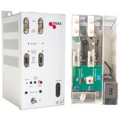 Triax CSE0204 Cabecera compacta DVBS(2)-COFDM CI