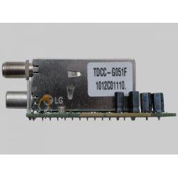 Tuner Cable DVB-C plug and...