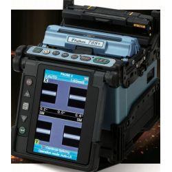 Colleuse Fujikura FSM-70 Alignement de base pour de vrai. Installations extérieures.