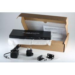 Distribuidor Splitter HDMI 1x8 (1 entrada 8 salidas). 4K2K 60Hz