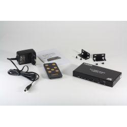 Distributeur Splitter HDMI 3x1 (3 entrée 1 sortie). 4K2K 60Hz