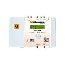 Johansson 6712 Cabecera Programable Profino Revolution SAT