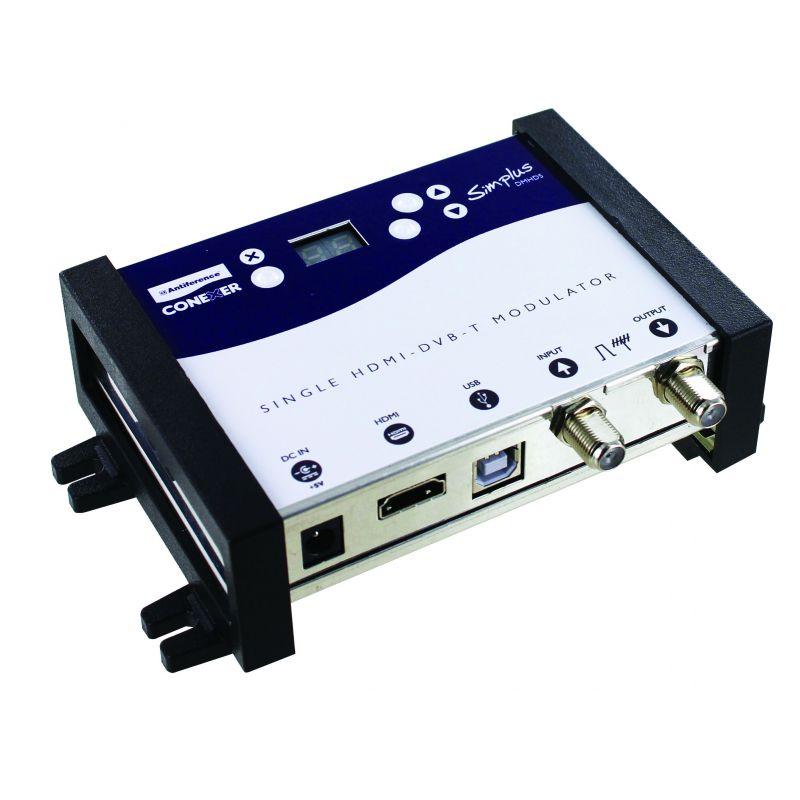 Modulador Conexer Simplus Single HDMI DVB-T