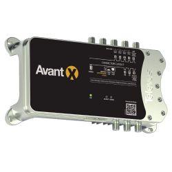 Avant X Basic Central programable entrada FM 4 VHF/UHF 32 Filtros Auto LTE