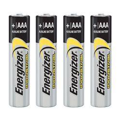 4XBATT-LR03 - Pile LR03, 1.5 V, Alcalines, Haute qualité, 4…