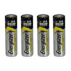 4XBATT-LR06 - Pile LR06, 1.5 V, Alcalines, Haute qualité, 4…