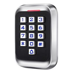 AC108 - Standalone access control, Keypad & RFID entry,…