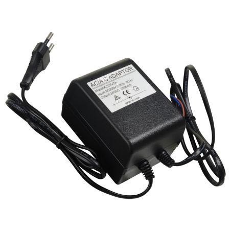 AC24V2A - Transformateur AC/AC, Entrée AC 220 V, Sortie AC 24…