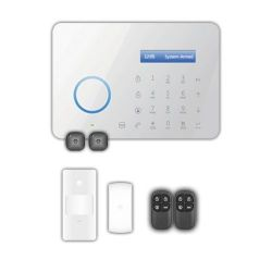 Chuango B11 - Domestic alarm kit, LCD touch panel and GSM / PSTN…