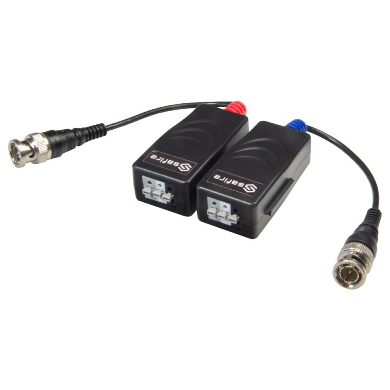 BA613P-HAC - Émetteur Récepteur passif par paire torsadée, 4N1…
