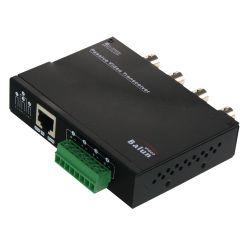 BA614P-HAC - Vídeo Balun para HDTVI / HDCVI / AHD /CVBS, 4 canais…