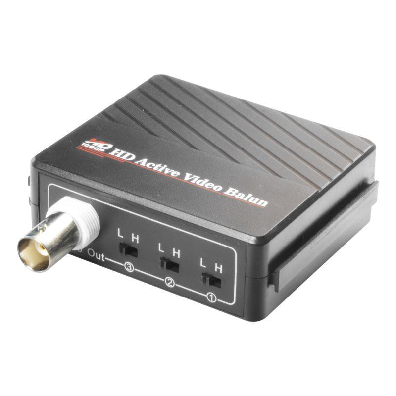 BA615A-RX - émetteur-récepteur actif, Optimisé pour HDTVI /…