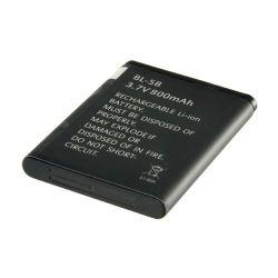 Chuango BL-5B - Batterie de secours, Lithium, Rechargeable, 3.7 V, 800…