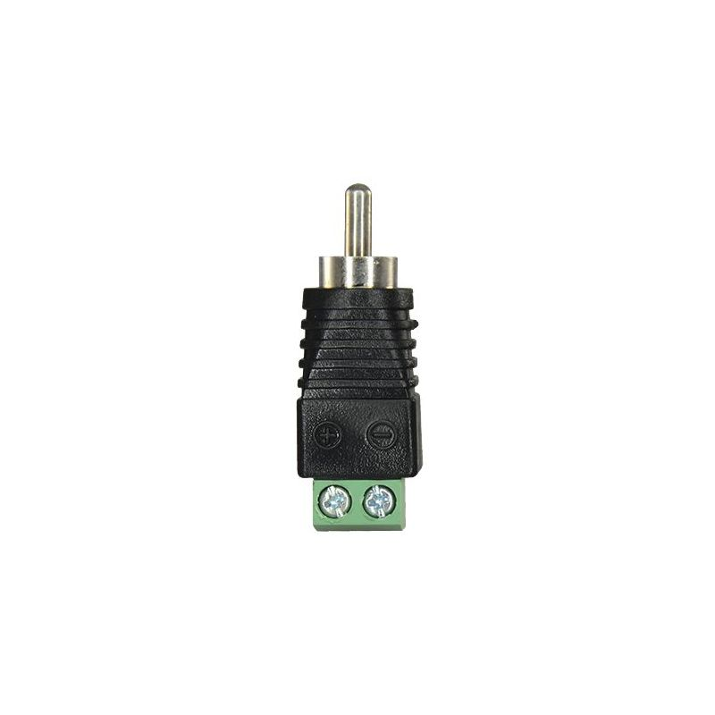 Safire CON295 - Connecteur SAFIRE, RCA mâle, Sortie +/ de 2…