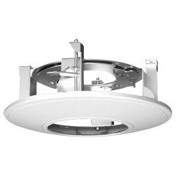 Hikvision DS-1227ZJ - Suporte encastrável em teto, Para câmaras dome,…