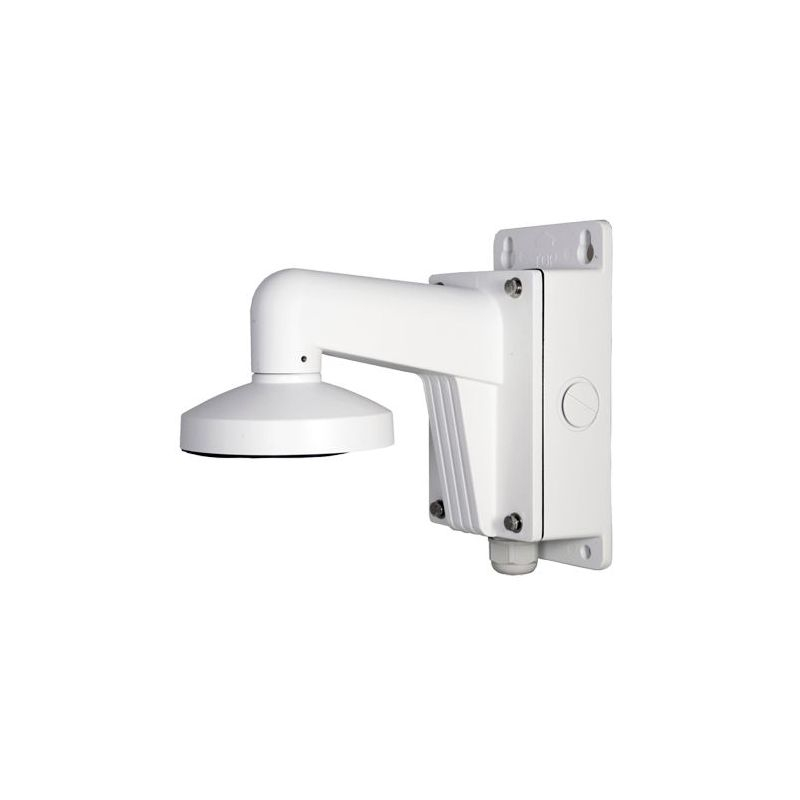 Hikvision DS-1272ZJ-120B - Wall bracket, Connection box, Valid for exterior use,…