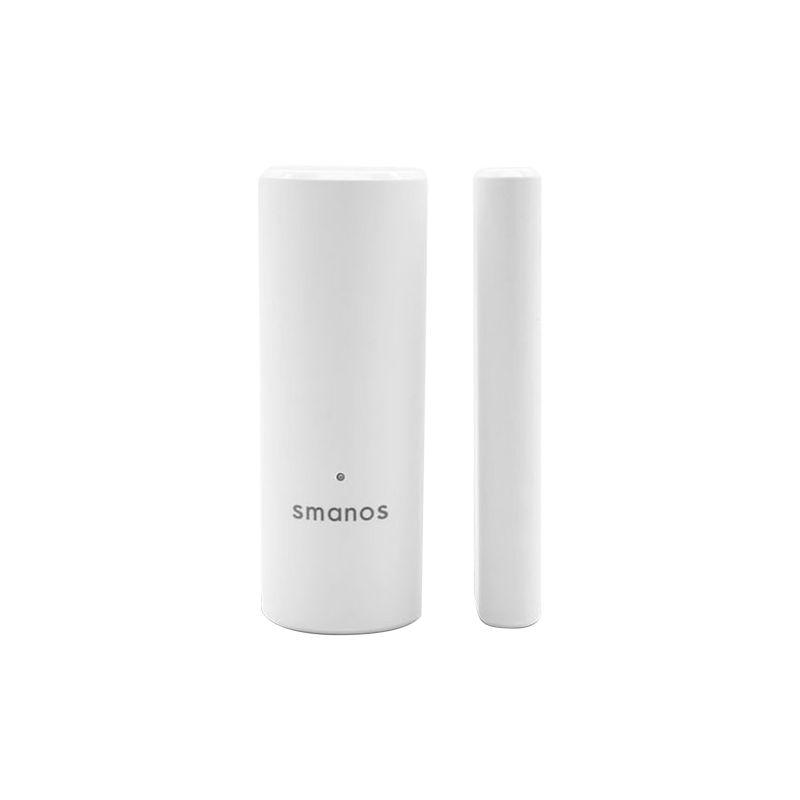 Smanos DS-20 - Door/Window magnetic detector, Wireless 868 MHz, LED…