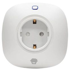 Chuango E5-PW - Enchufe remoto, Compatible con controlador E5-GPRS,…