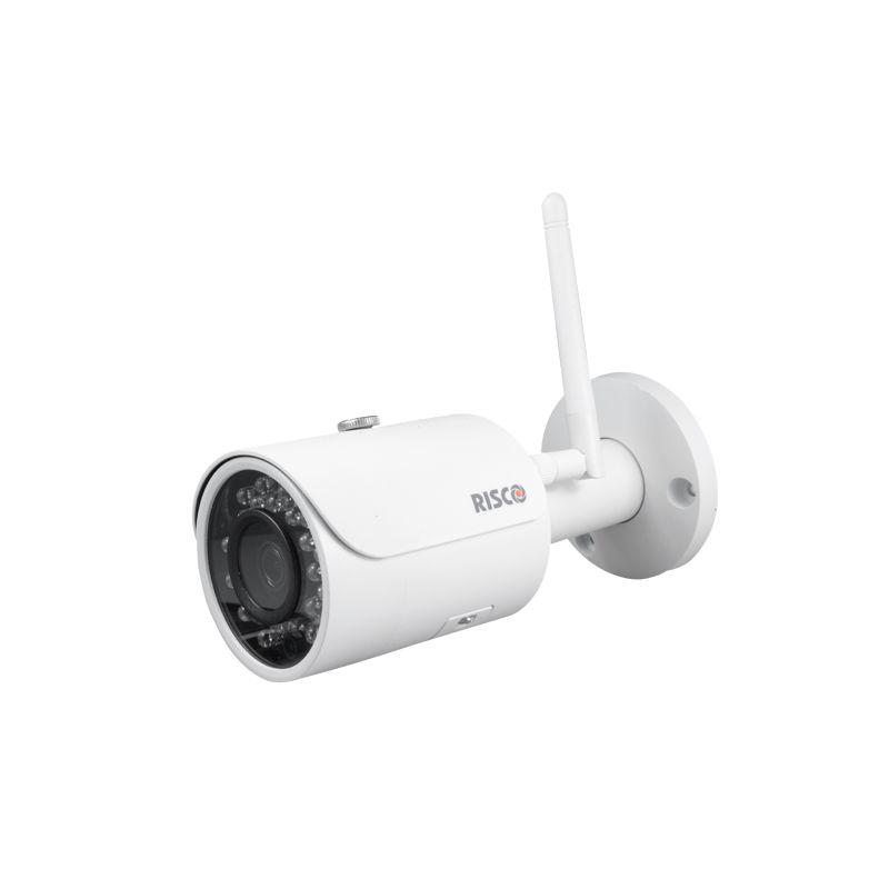 Risco EL-IPCV026-1W - Cámara IP 1.3 Megapixel, Wifi IEEE 802.11b/g/n,…