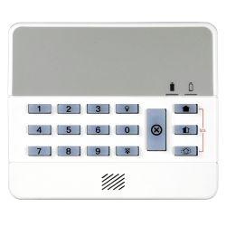 Risco EL2620 - Teclado independiente, Compatible con Secuplace…