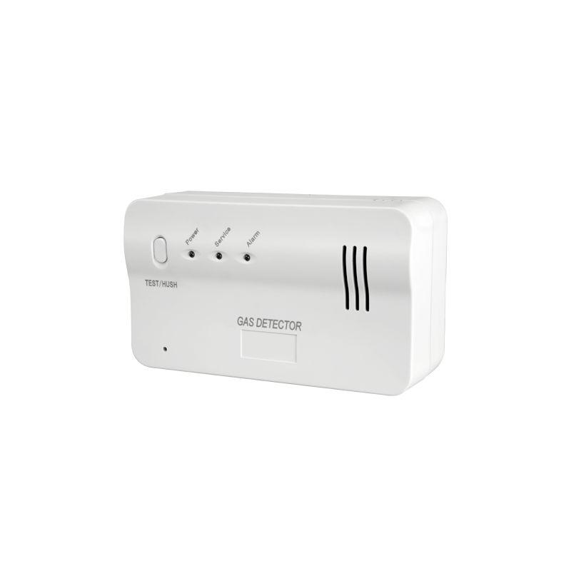 Risco EL2762 - Detector de gas, Unidireccional, Inalámbrico 868 MHz…