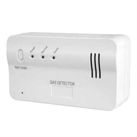 Risco EL2762 - Gas detector, One-way, Wireless 868MHz / Internal…