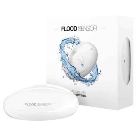 Fibaro FGBHFS-101 - Detector de inundación, Inalámbrico / Bluetooth,…