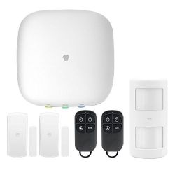 Chuango H4PLUS - Alarm and Smart Home System, Panel with Wifi module…