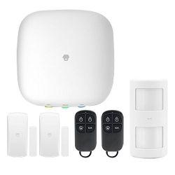 Chuango H4PLUS - Sistema de alarme e Smart Home, Painel com módulo…