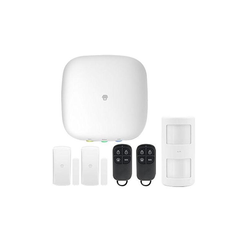 Chuango H4PLUS - Système d´alarme et Smart Home, Panneau de contrôle…