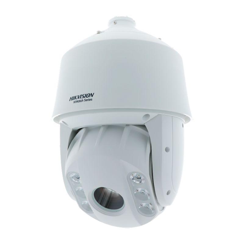 "Hiwatch HWP-N5225IH-AE - Caméra motorisée IP 2 Mpx, 1/2.8"" Progressive Scan…"