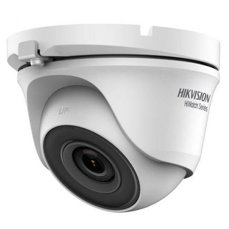 Hiwatch HWT-T120-M - Câmara dome Hikvision, 1080p ECO / lente 2.8 mm, 4 em…