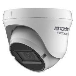 Hiwatch HWT-T320-Z - Caméra Hikvision 1080p PRO, HDTVI, High Performance…
